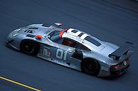 #01 (Porsche) 2001 Rolex 24 at Daytona, Daytona International Speedway, Daytona Beach, Florida USA Feb. 2001