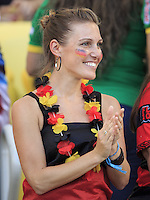 A Germany fan