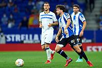 22nd September 2021: RCDE Stadium, Barcelona, Spain: La Liga Football, Espanyol versus Atletico Madrid; <br /> Keidi Bare of RCD Espanyol