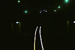 Car Lights At Night
