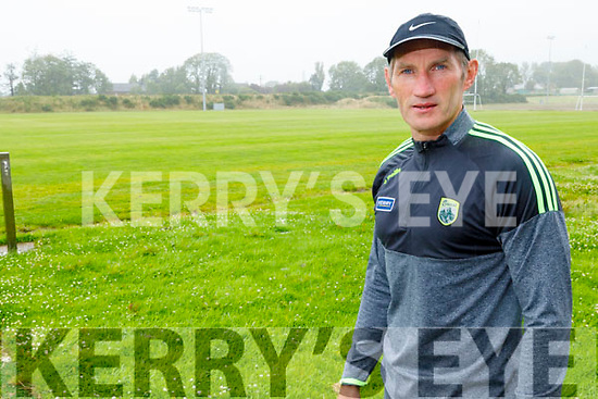 Donal Daly, Games Manager of the the Kerry GAA Coaching and Games Development Committee