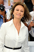 CANNES, FRANCE - MAY 26: Actress Jacqueline Bisset attends the 'Amant Double (L'Amant Double')' Photocall during the 70th annual Cannes Film Festival at Palais des Festivals