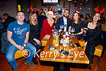 David Brick, Celine Foran, Meaghan Nolan, Neil Burns, Ella O'Donoghue and Niamh O'Donovan enjoying the evening in Benners Hotel on Friday