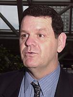 Les assises  de l'Union des Municipalitees du Quebec<br /> , du 6 au 8 mai 1999, au Palais des Congres -<br /> Marc Poulin, Maire de Magog<br /> <br /> <br /> PHOTO : Agence Quebec Presse