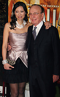 Rupert Murdoch, wife Wendi Deng 2008, Photo By John Barrett/PHOTOlink