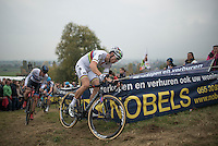 World Champion Wout Van Aert (BEL/Crelan-Vastgoedservice)<br /> <br /> 25th Koppenbergcross 2016