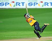 110127 One-Day Cricket - Wellington Firebirds v Canterbury Wizards