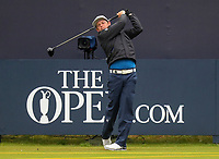 170719 | The 148th Open - Wednesday Practice<br /> <br /> Cameron Smith of Australia on the 1st during practice for the 148th Open Championship at Royal Portrush Golf Club, County Antrim, Northern Ireland. Photo by John Dickson - DICKSONDIGITAL