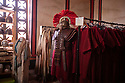 Morocco - Oasis of Fint - A series of Roman costumes stocked in K Studios, in the Oasis of Fint. The studios were recently used for the shooting of the TV series A.D. The Bible Continues.