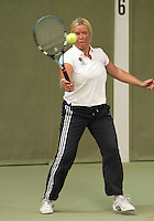 12-03-11, Tennis, Rotterdam, NOVK, Josephine van der Stroom