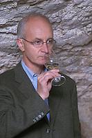 Christophe Bouchard, technical director bouchard p & f beaune cote de beaune burgundy france