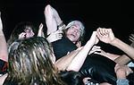 GUNS N ROSES, LIVE, 1988 DAVID PLASTIK