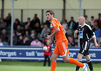 Pictured: Danny Graham of Swansea. Saturday 17 July 2011<br /> Re: Pre season friendly, Neath Football Club v Swansea City FC at the Gnoll ground, Neath, south Wales.