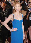 Jessica Chastain at the 18th Screen Actors Guild Awards held at The Shrine Auditorium in Los Angeles, California on January 29,2012                                                                               © 2012 Hollywood Press Agency