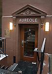 Aureole Restaurant, New York, New York