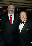 Harvey Fierstein and Jerry Herman attending the Opening Night performance for 'LA CAGE aux FOLLES' at the Marquis Theatre in New York City.<br /> December 9, 2004