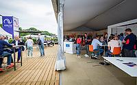 Den Bosch, Netherlands, 14 June, 2018, Tennis, Libema Open, KNLTB plaza<br /> Photo: Henk Koster/tennisimages.com