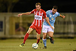 5th August 2018 - NPL Queensland Senior Men Round 23: Olympic FC v Brisbane City