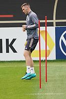 Niklas Süle (Deutschland Germany) - Seefeld 04.06.2021: Trainingslager der Deutschen Nationalmannschaft zur EM-Vorbereitung