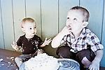 1st Birthday, Smash the cake session | Bass Lake CA | June 2013
