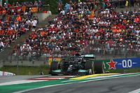 July 4th 2021; Red Bull Ring, Spielberg, Austria; F1 Grand Prix of Austria, race day;  44 HAMILTON Lewis (gbr), Mercedes AMG F1 GP W12 E Performance