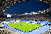 24th March 2021; Stade De France, Saint-Denis, Paris, France. FIFA World Cup 2022 qualification football; France versus Ukraine;  General view of the stade de France