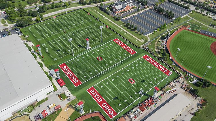 Ohio State University Athletic Fields   GBBN