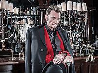 Johnny HALLYDAY<br /> reve Noir<br /> <br /> ©  CORLOUER/DALLE<br /> <br /> exclu--