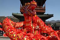 Great Wall of China. Beijing, China.