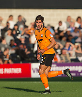 Dan Sweeney of Barnet during the 2017/18 Pre Season Friendly match between Barnet and Swansea City at The Hive, London, England on 12 July 2017. Photo by Andy Rowland.
