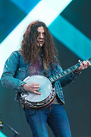 Kurt-Vile performs at the Festival d'ete de Quebec (Quebec Summer Festival) on July 6, 2018.