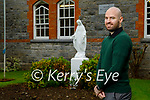 Pierce Dargan, the new Presentation Castleisland Secondary school principal