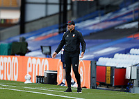 12th September 2020; Selhurst Park, London, England; English Premier League Football, Crystal Palace versus Southampton; Southampton Manager Ralph Hasenhuttl looks on from the touchline