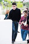 "Alex Monner during pose to the media during the presentation of the film ""La Propella Pell"" at Festival de Cine Fantastico de Sitges in Barcelona. October 08, Spain. 2016. (ALTERPHOTOS/BorjaB.Hojas)"