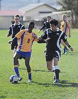 140809 College Football - Rongotai College v Hutt Valley High School 2nd XI