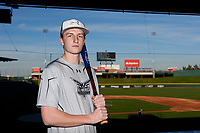 Daniel Flier during the Under Armour All-America Tournament powered by Baseball Factory on January 17, 2020 at Sloan Park in Mesa, Arizona.  (Zachary Lucy/Four Seam Images)