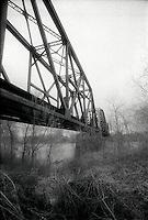 Railroad overpass<br />