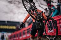 Marianne Vos (NED/Waow Deals)<br /> <br /> Women Elite Race<br /> UCI CX Worlds 2018<br /> Valkenburg - The Netherlands