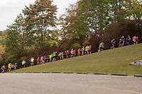 The 2017 Barkcamp Race, Barkcamp State Park, Ohio on October 7, 2017.
