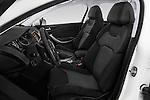 Front seat view of 2016 Citroen C5-Berline Business 4 Door Sedan Front Seat  car photos
