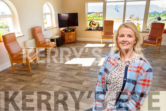 Norah O'Connor in St Joseph's care home Rathmore