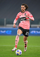 Calcio, Serie A: Juventus - Hellas Verona, Turin, Allianz Stadium, October 25, 2020.<br /> Juventus' Adrien Rabiot in action during the Italian Serie A football match between Juventus and Hellas Verona at the Allianz stadium in Turin, October 25,,2020.<br /> UPDATE IMAGES PRESS/Isabella Bonotto