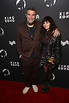 "Craig Bierko and Frances Ruffelle attend the Broadway Opening Night of ""King Kong - Alive On Broadway"" at the Broadway Theater on November 8, 2018 in New York City."