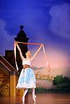 LA FILLE MAL GARDEE....Choregraphie : ASHTON Frederick..Compositeur : HEROLD Louis joseph Ferdinand..Compagnie : Ballet de l Opera National de Paris..Orchestre : Orchestre de l Opera National de Paris..Decor : LANCASTER Osbert..Lumiere : THOMSON George..Costumes : LANCASTER Osbert..Avec :..OULD BRAHAM Myriam..Lieu : Opera Garnier..Ville : Paris..Le : 26 06 2009..© Laurent PAILLIER / www.photosdedanse.com..All rights reserved