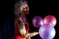 Female fetish shoot, modeled by Fran Love : http://www.facebook.com/pages/MissFranLove/292525650814304