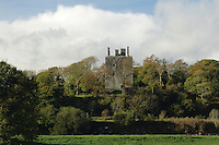 Cardroness Castle, Gatehouse of Fleet, Galloway<br /> <br /> Copyright www.scottishhorizons.co.uk/Keith Fergus 2011 All Rights Reserved