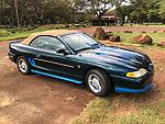 Ford Mustang Rental Car