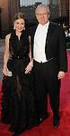 Becca and John Thrash at the Houston Grand Opera's Yellow Rose Ball at the Wortham Theater Saturday April 10,2010. (Dave Rossman Photo)