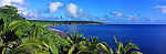 Niue Island Panorama - View along the coast of Niue<br /> <br /> Image taken on large format panoramic 6cm x 17cm transparency. Available for licencing and printing. email us at contact@widescenes.com for pricing.