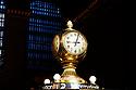 Grand Central Station Clock Manhattan New York